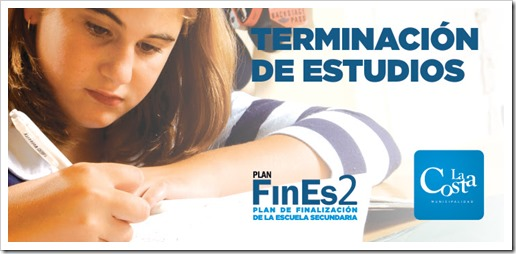 Inscripciones al Plan Fines 2